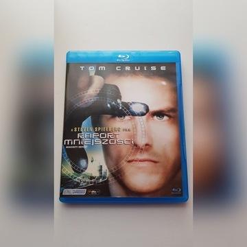 Raport Mniejszości Blu-ray