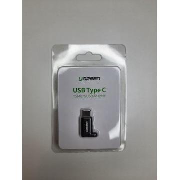 Przejściówka UGREEN Typ-C do Micro-usb B