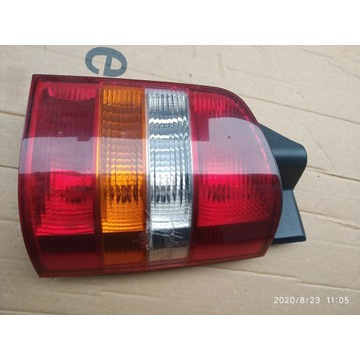 Lampa tylna prawa oryginalna VW T5