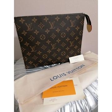 LV Louis Vuitton Pochette Voyager +woreczek