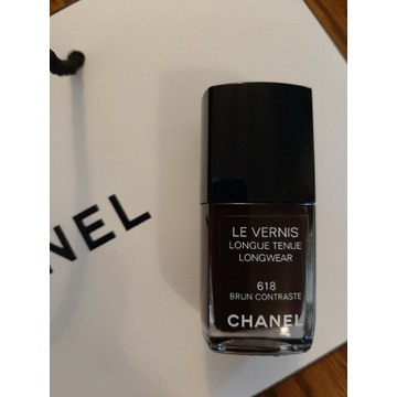 Chanel Le Vernis 618 Brun Contraste