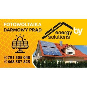 Instalacja Fotowoltaiczna 3.375 kWp z MONTAŻEM