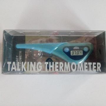 termometr mówiący po polsku