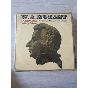 Mozart uwertury operowe
