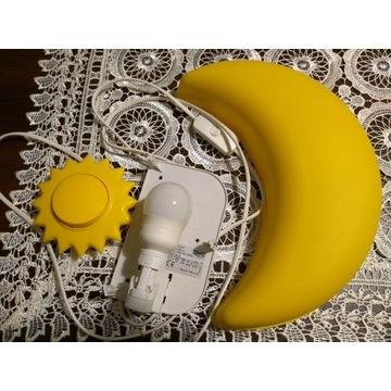 Kinkiet i przełącznik światła, dziecko, Ikea