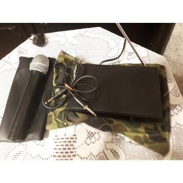 Mikrofon bezprzewodowy  Auna