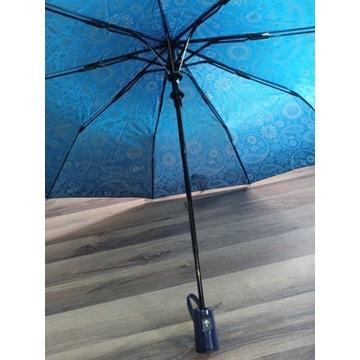 parasol półautomat