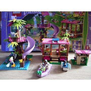 Lego friends 41038 Baza ratownicza