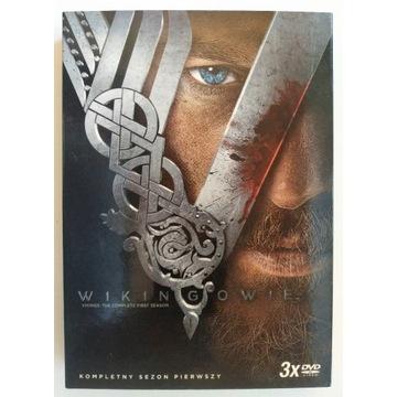 Wikingowie - 1 sezon na DVD
