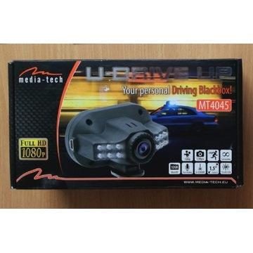 Nowa kamera samochodowa Full HD Media-Tech MT 4045