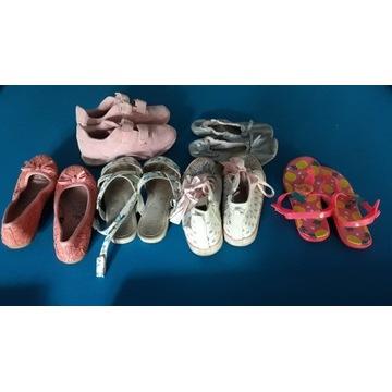 Buty dla dziewczynki 35