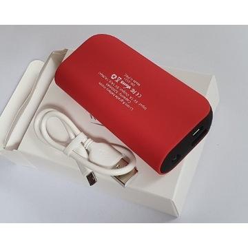 Powerbank 5200 mAh z wbudowaną latarką