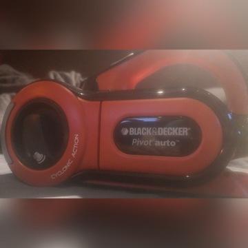 Nowy! Odkurzacz SAMOCHODOWY BLACK & DECKER PAV1205