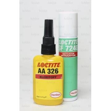 LOCTITE AA 326 (50ml) + LOCTITE SF 7240 (GRATIS)