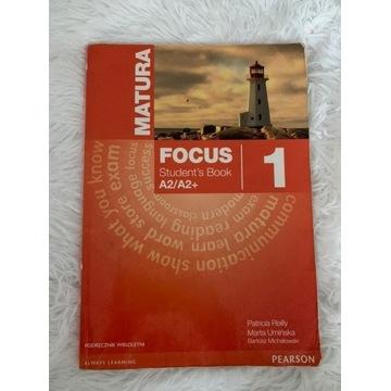 Matura Focus Student's Book 1