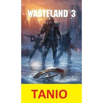 WASTELAND 3 WSZYSTKIE DLC - STEAM - PC