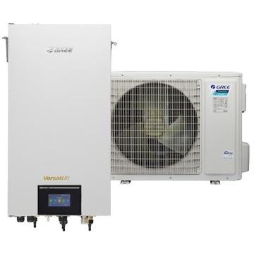 Pompa ciepła GREE Versati Split 8,5kW + montaż