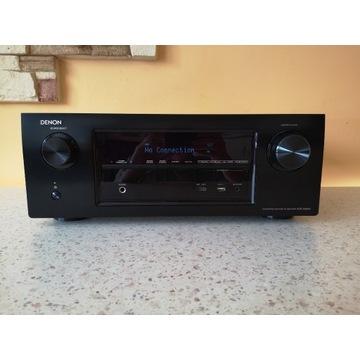 Amplituner Denon AVR-X2000 Wzmacniacz 7.1 Kino Dom