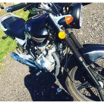 Motocykl 125