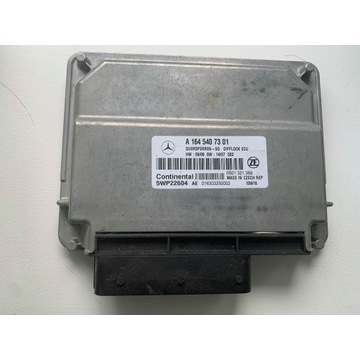 MERCEDES W164 GL STEROWNIK Difflock A1645407301