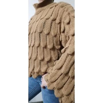 """Sweter """"rybka"""""""