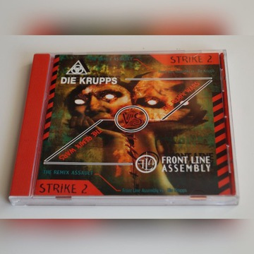 Front Line Assembly Die Krupps - The remix Assault