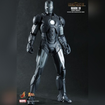 Sideshow Hot Toys Iron Man MK4 [Secret Project]