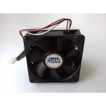 AVC chłodzenie cpu cooler wentylator 939