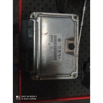 Ecu silnika kpl Transporter T4 2.5 TDI 074906018AL