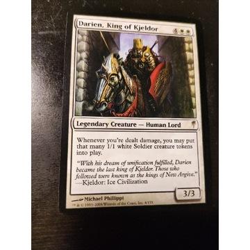 Darrien, King of Kjeldor
