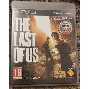 The Last of Us PS3 PL