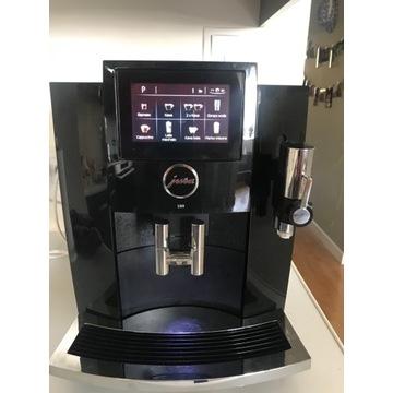 Ekspres do kawy JURA S80 Piano Black roczny
