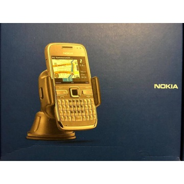 Nokia E72 Era PL doskonały stan