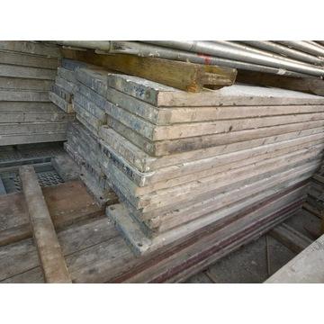 Podesty drewniane 200 rusztowanie pletak