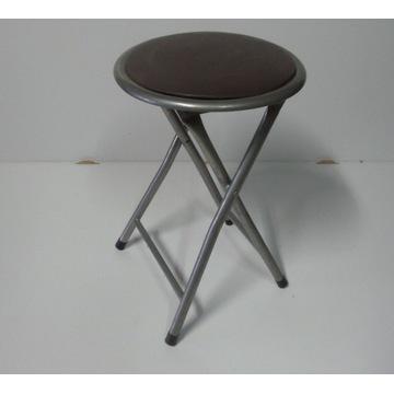 Stołek składany krzesełko taboret turystyczne