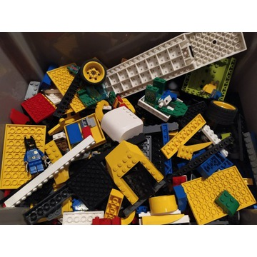 MIX LEGO 2 kg