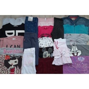 158 firmowa paka dziewczynka 12-13 rzeczy ubrania