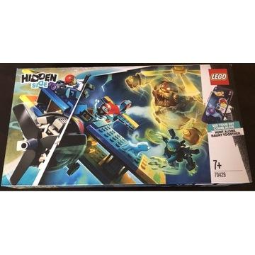 Lego Hidden Side 70429 samolot El Fuego