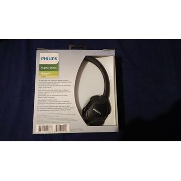 NOWE słuchawki Philips SH402, gwarancja