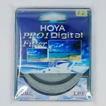 Filtr UV Pro1 Digital HOYA 72mm SLIM
