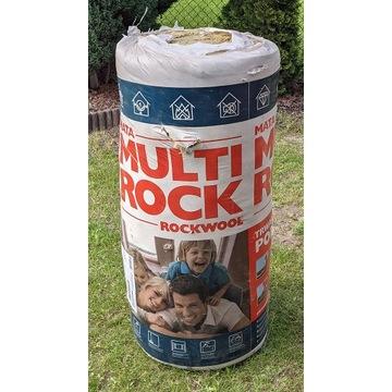 Wełna mineralna MULTIROCK 15cm Rolka 3.5m