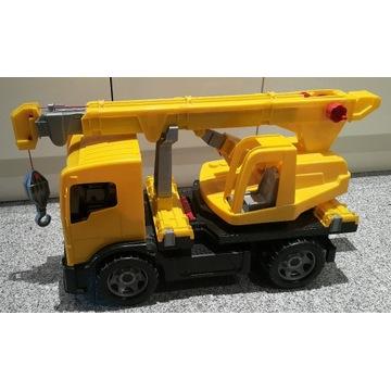 LENA DŹWIG 105 cm żółty, ruchome ramię, karton