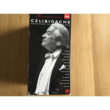 Celibidache EMI Complete Edition 33CD Biały Kruk