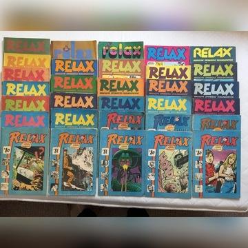 31 zeszytów RELAX-ładny komplet