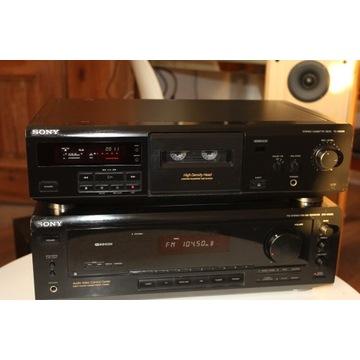 Magnetofon stereo deck SONY TC KE 200
