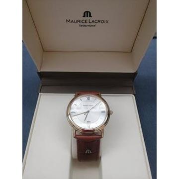 Zegarek MAURICE LACROIX Szwajca. LC10-17-YPO11-111