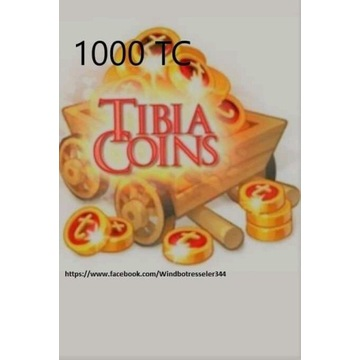 Tibia Coinsy 1000