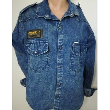 Jeansowa koszula, bluza RIFLE-42