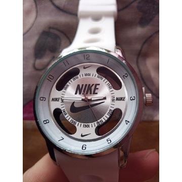 Nowy Zegarek NIKE [Srebrno-Biały]