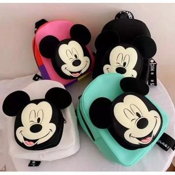 Plecaczek Mickey przedszkolak szkola tornister